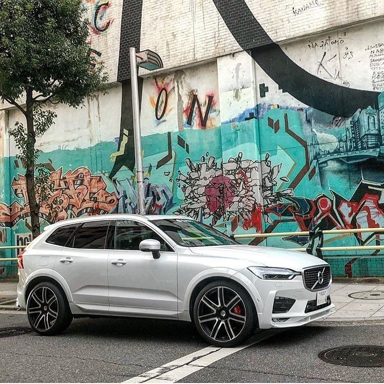 Photo By Erst Japan Of An Erst Modified Xc60 Volvo Xc60 4x4 Suv Erst Erstjapan Volvoxc60 Volvoicon Volvomoment Volvosta Volvo Volvo Xc60 Volvo Cars