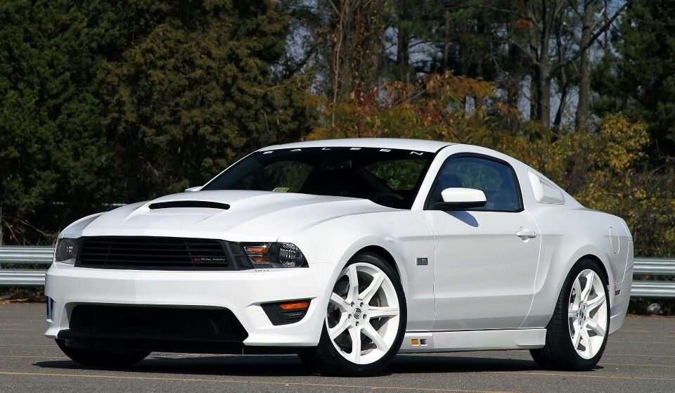 2011 Saleen Mustang S302 New Ford Mustang Saleen Mustang 2012 Mustang