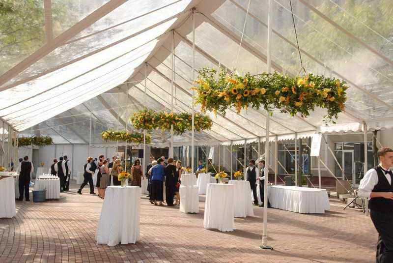 Wedding Tent Rentals Indianapolis | Backyard wedding ...