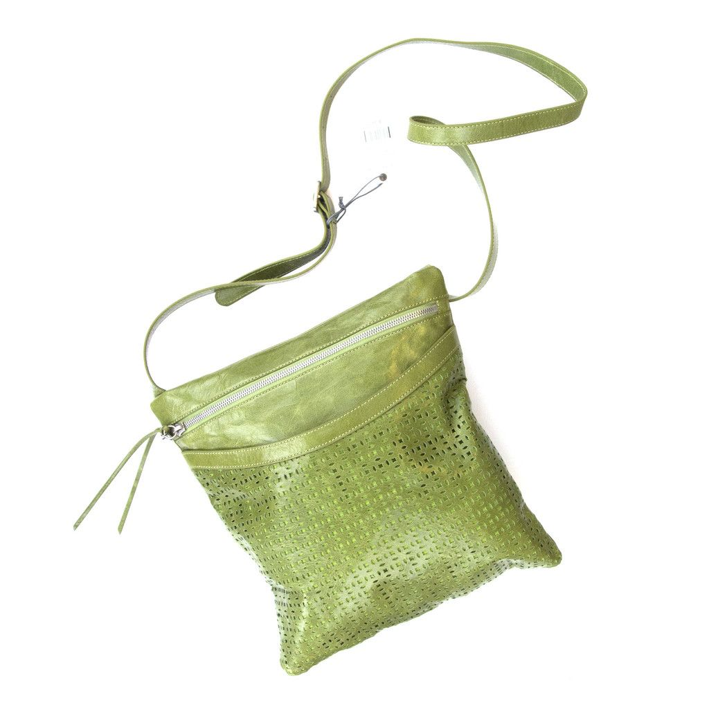 Hobo Flannery Crossbody Bag in Olive