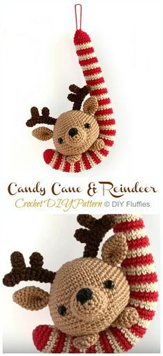 Photo of Wonderful Christmas Ornament Crochet Free Patterns [2020]