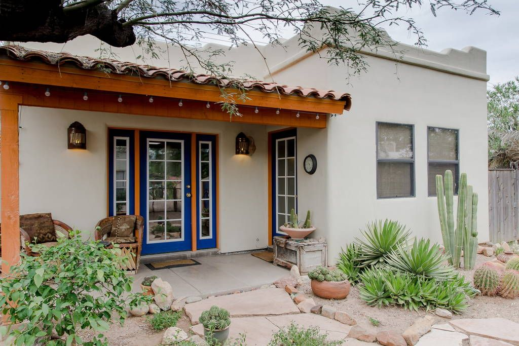 Private Southwestern Style Casita Bed & Breakfasts for