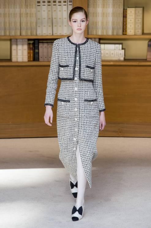 Pokaz Chanel Chanel Haute Couture Jesien Zima 2019 2020 Couture Fashion Irina Shabayeva