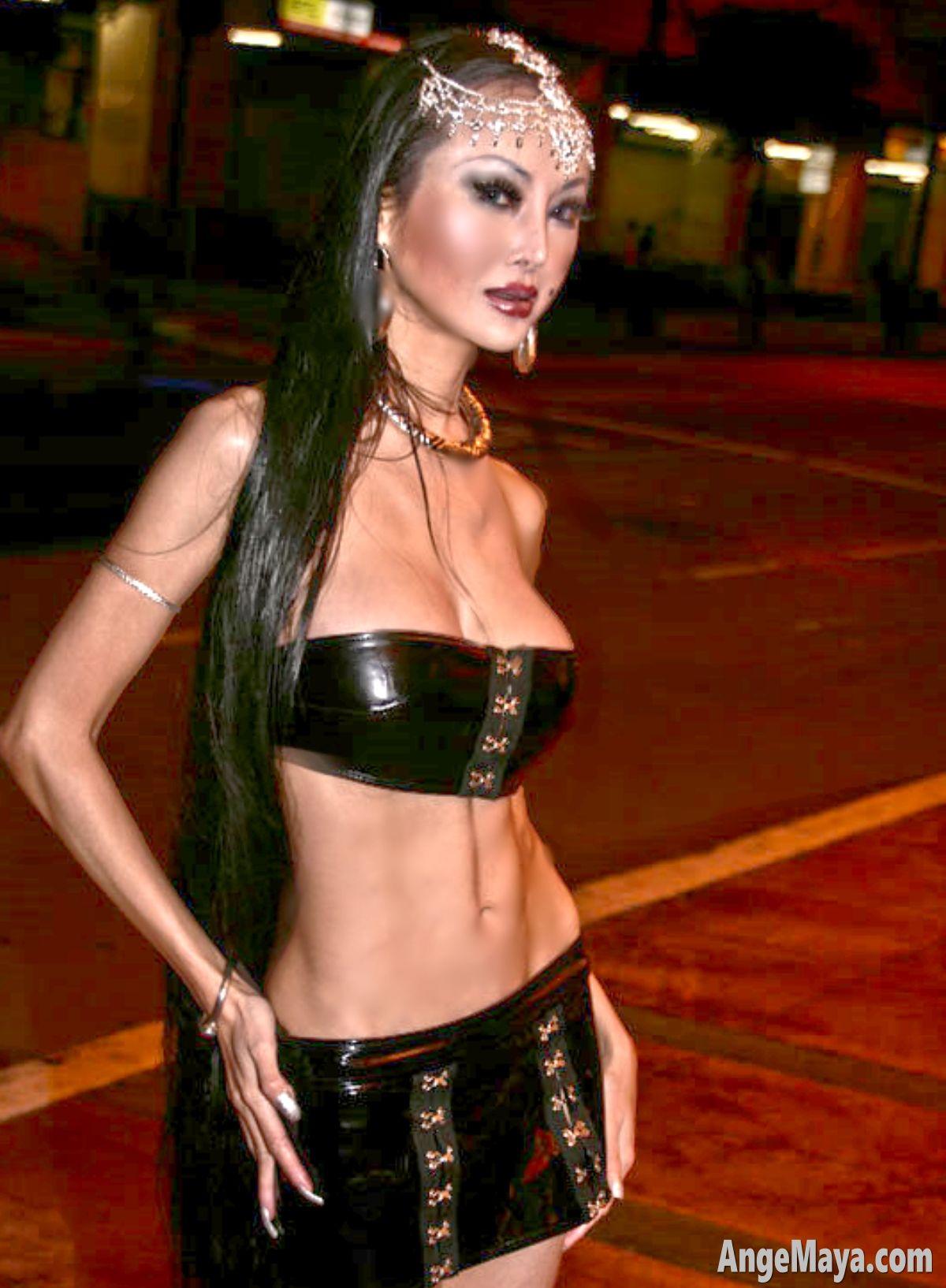 Ange Maya Nude Photos 14