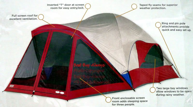 CAMPING & CAMPING | OFF TO CAMP | Pinterest | Camping cabins Dome tent and ...