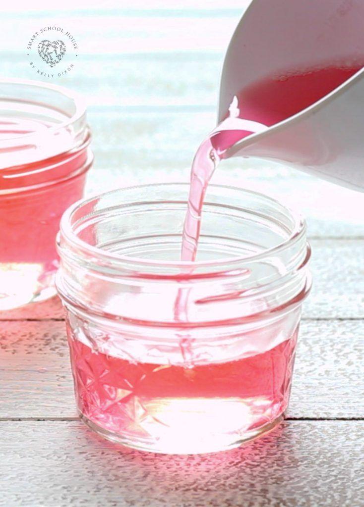 how to make gel air freshener