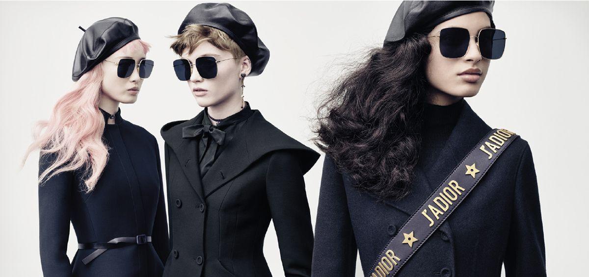 c38af34e74 Dior Fall 2017 campaign by Brigitte Lacombe