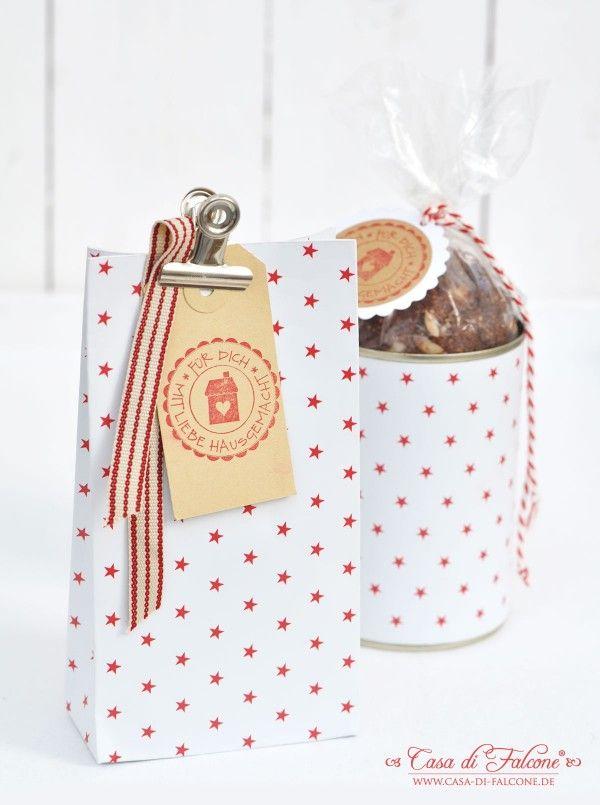Diy Geschenktüten Selber Machen Geschenke Verpacken