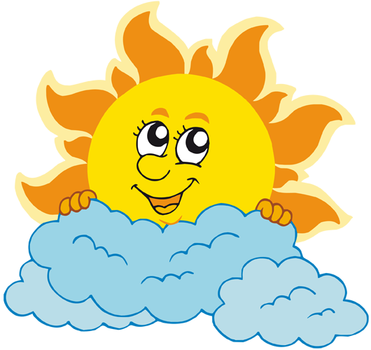Pin By David Portillo On Blessing Days Cartoon Sun Cute Cartoon Cartoon Clip Art