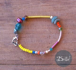 bright and happy bracelets