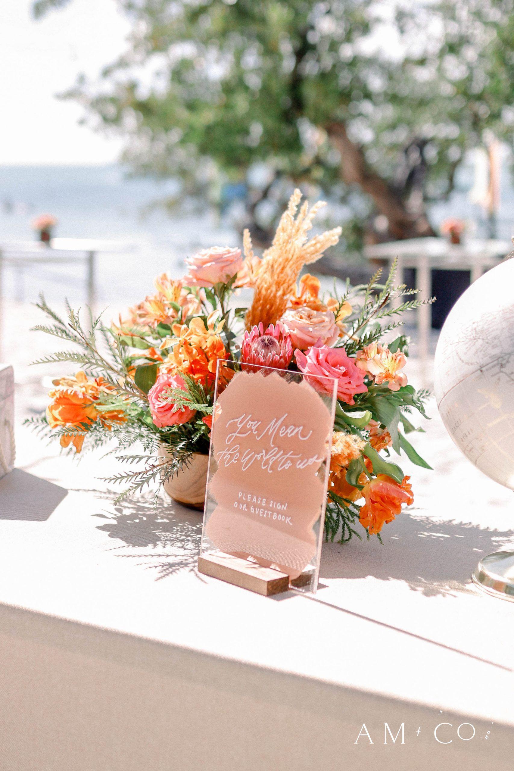 Dream Boho wedding At Playa Largo Resort Playa Largo