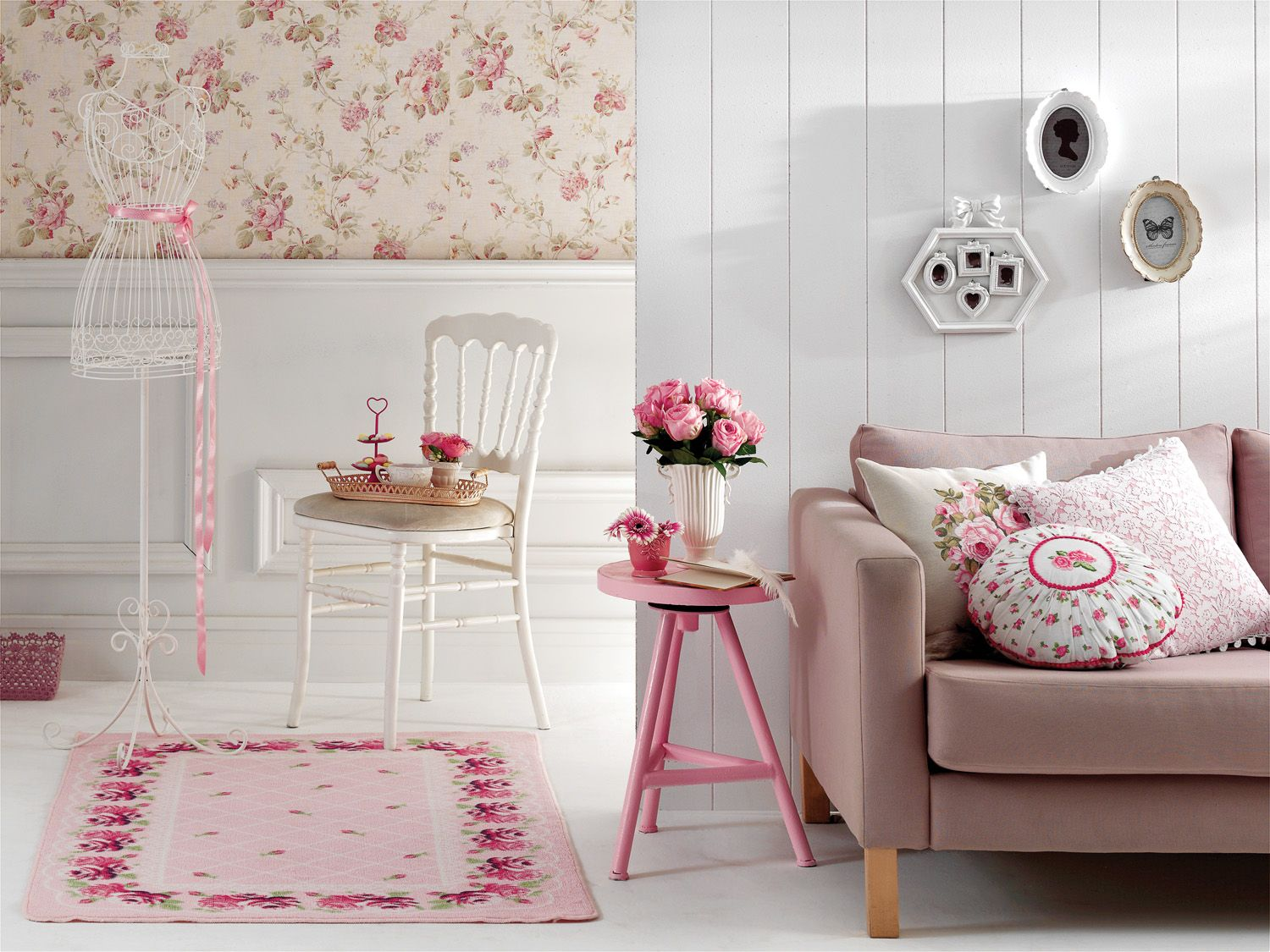 Home Decoration, #country #englishhome #pink | Home | Pinterest ...