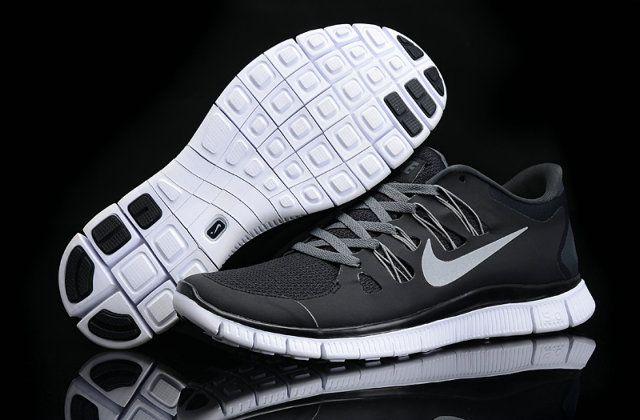 Damen Nike Free Run 5.0+ Schuhe schwarz | Nike shoes