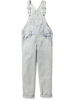 d507cbb55bcdf Denim Overalls for Girls | Old Navy | Sewing Inspiration | Girls ...