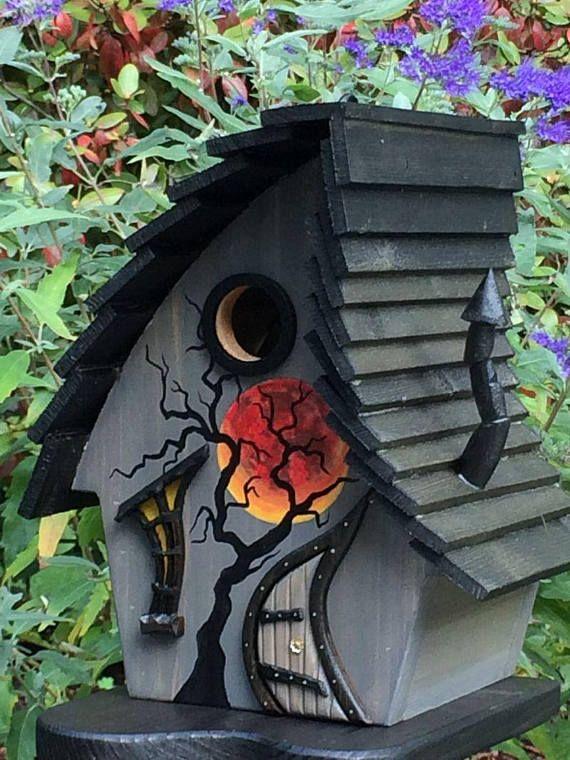 Cool Birdhouse Birdhouses Feeders Amp Baths Nistkasten