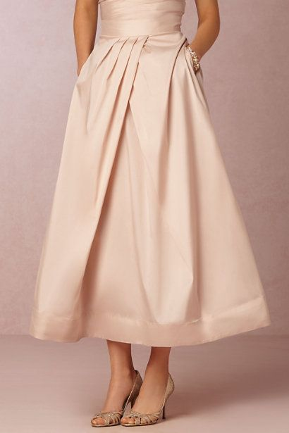 Build Your Own Bridesmaid Dresses Separates Bhldn