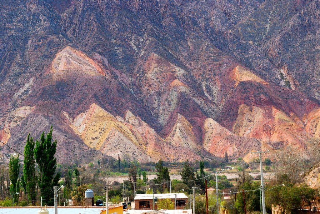 Jujuy - Maimara - La Paleta del Pintor