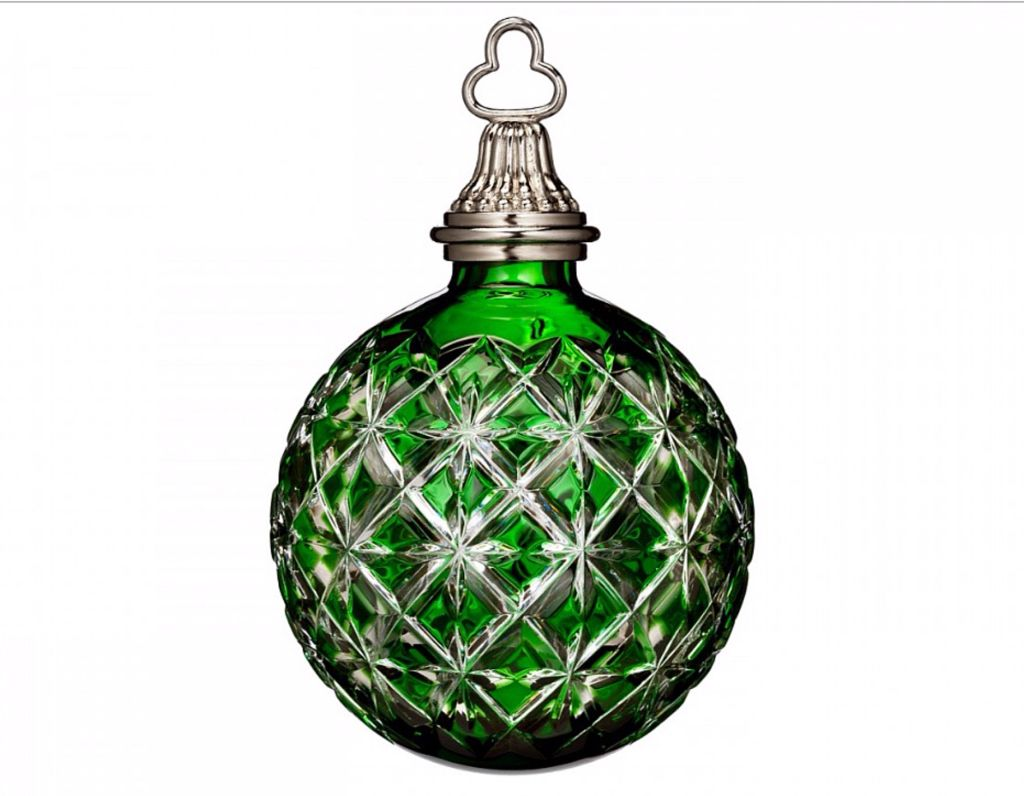 Waterford Case Crystal. 2014 | Ball ornaments, Christmas ...