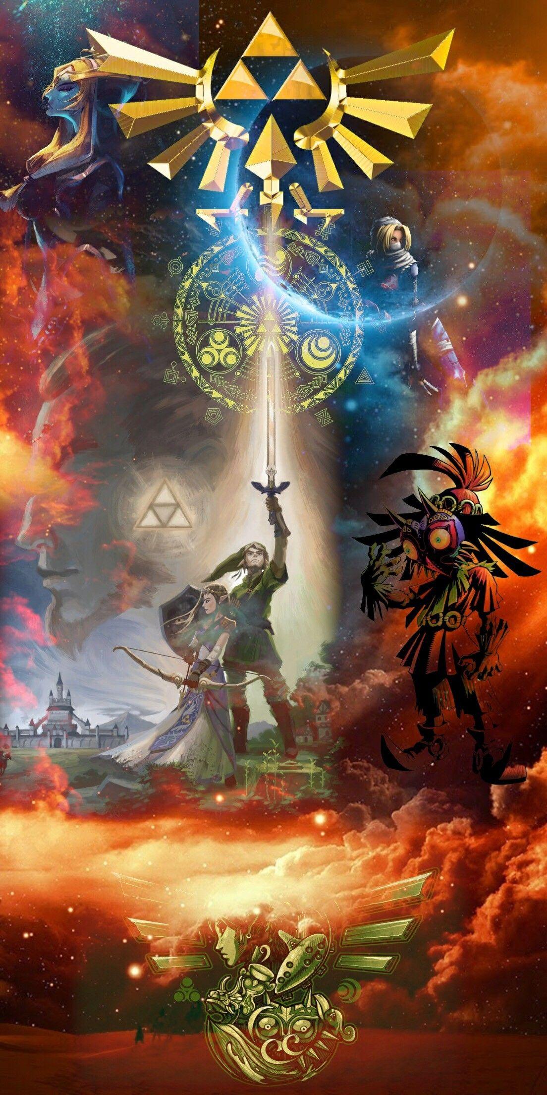 Pin De Kerry Moore En The Legend Of Zelda Videojuegos Wallpaper Personajes De Videojuegos Imagenes De Zelda