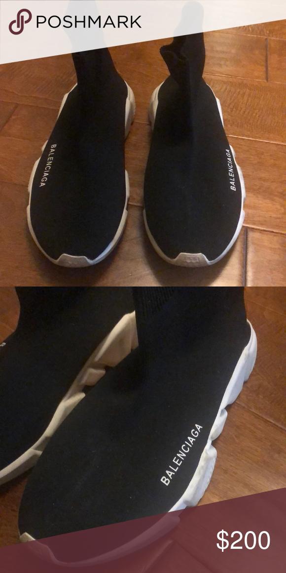 Balenciaga sock sneakers Authentic
