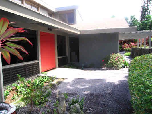 Keahou Real Estate From Japanese Shrines To Mid Century Modern