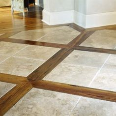 Wide And Narrow Wood Look Tile Flooring Google Search