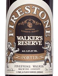 Firestone Walker's Reserve, $ 8, **  Paso Robles, Calif., 22 ounces  Pleasing, though aromas and flavors of American hops stand out.
