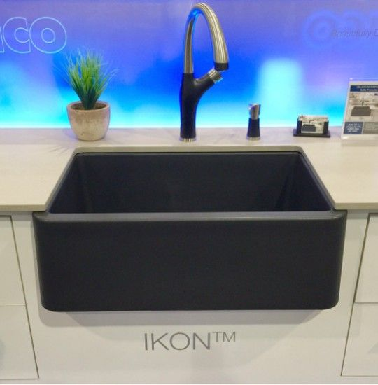 Ikon Sink By Blanco Isn T This Your Laundry Room Sink Brown