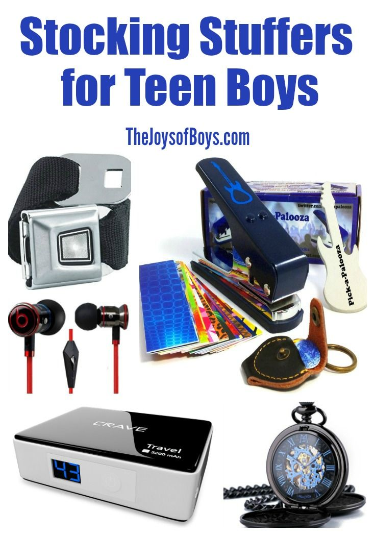 finding stocking stuffers for teen boys is so hard this list will make