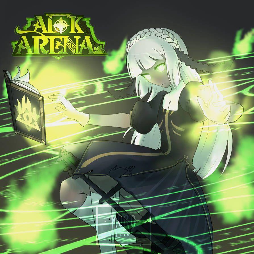 Isabella Afk Arena By Floobsie Fan Art Igrovye Arty Furri Art