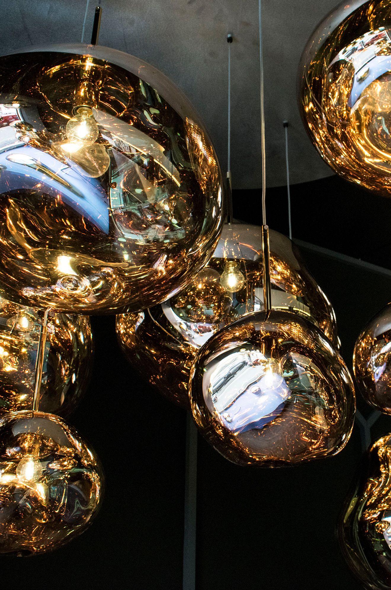 future designs lighting. Gold Pendant Lighting - Tom Dixon Takes Over Milan During Salone Del Mobile To Launch MULTIPLEX Future Designs