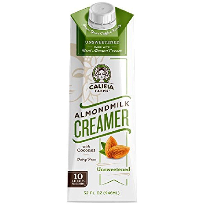 Califia Farms Almondmilk Coffee Creamer with Coconut