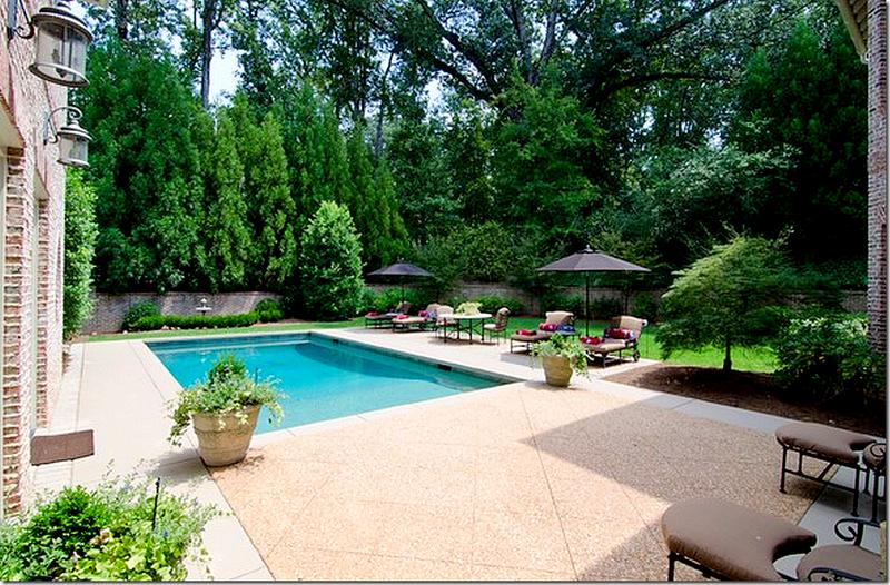 Another Real Estate Vs. Magazine Photoshoot. | Jardim, Piscina on Front Range Outdoor Living id=84747