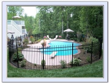 Pool Fencing Ideas find this pin and more on pool fencing ideas Fence Around A Pool