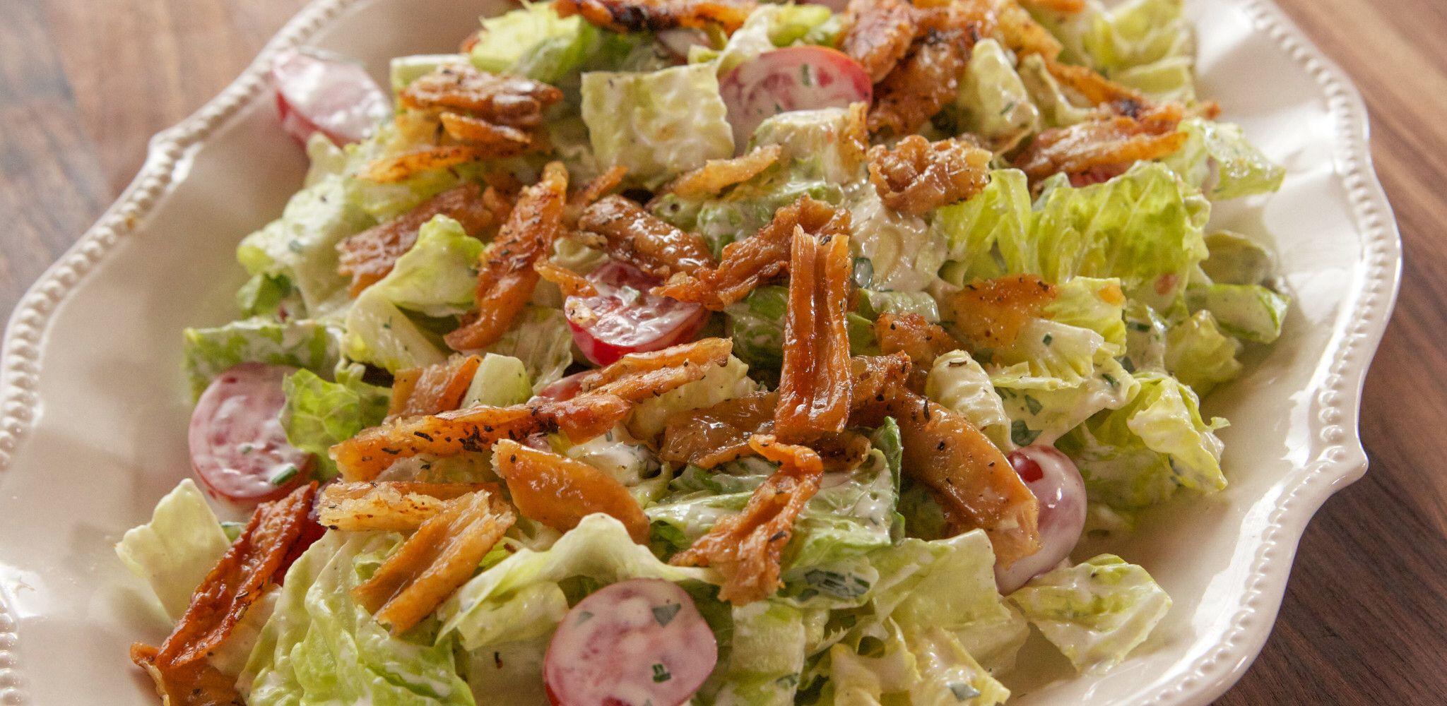 Clt salad recipe food network recipes food recipes food