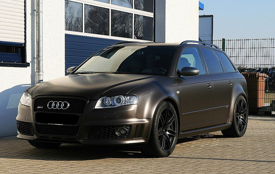 Best Audi Rs 4 Dark Chocolate Brown Matte Metallic I Ve Always Loved The Long Roof But This Takes 640 x 480