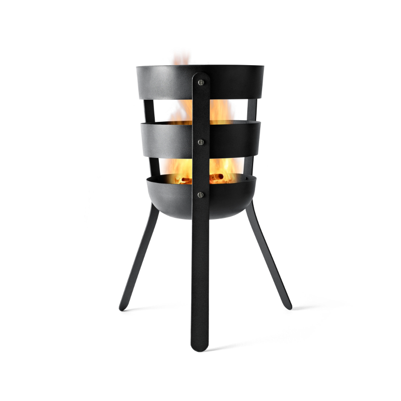 Menu Fire Basket by Norm Architects