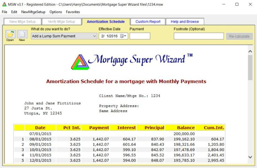 How To Create A Mortgage Calculator With Excel Click Right Now How