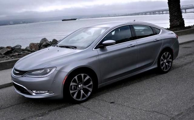 Luxury Cars Under 30k For Your Reference Chrysler 200 Kereta