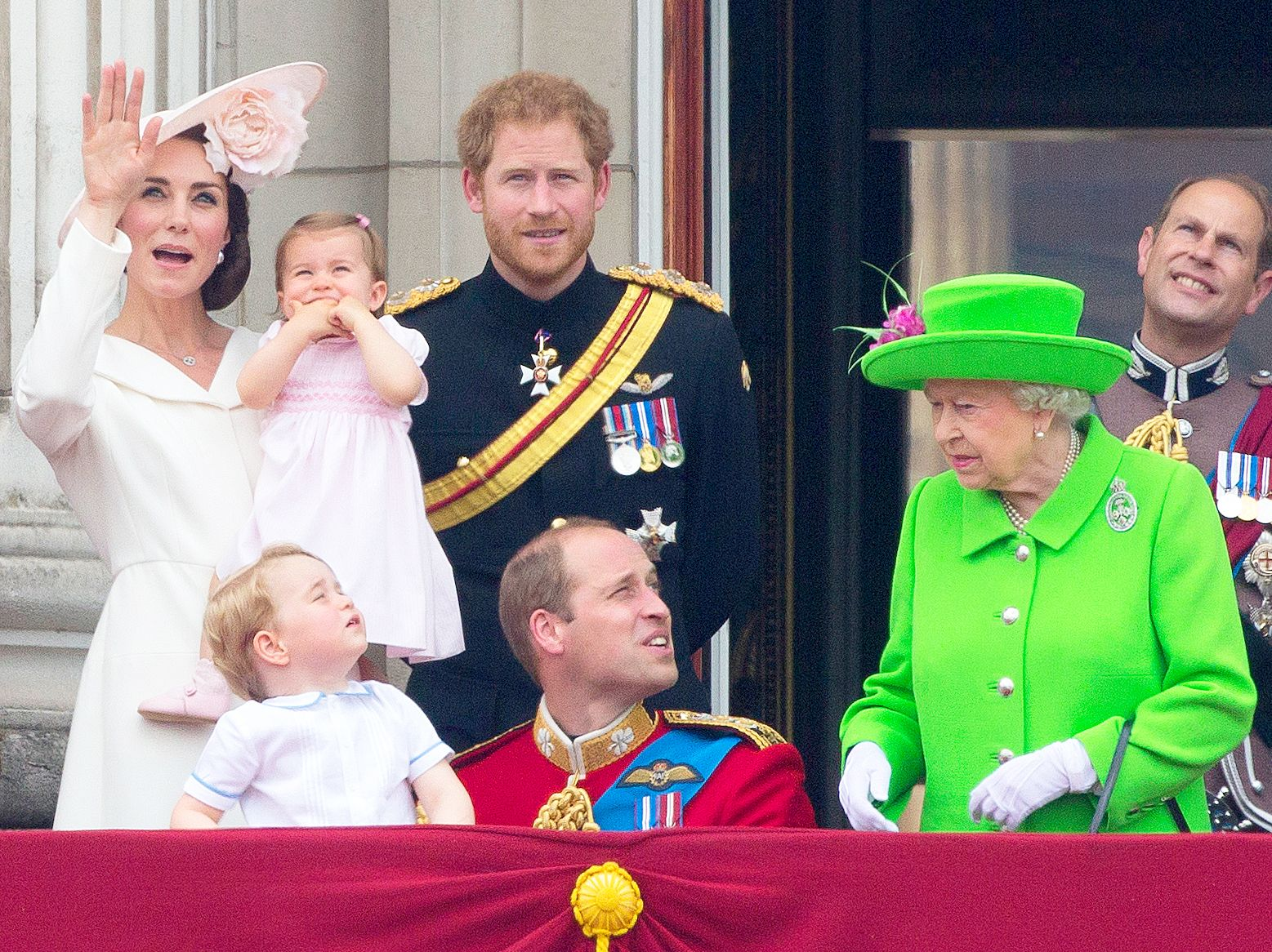When Prince Harry And Meghan Markle Will Have Kids Prince George Meme Princess Charlotte Prince William And Kate