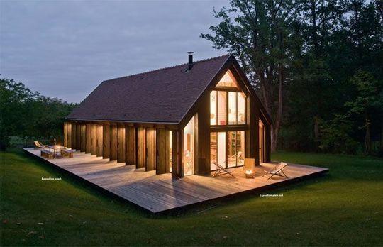 les nouvelles tendances de la maison bois maison bois nouvelles tendances et de la maison. Black Bedroom Furniture Sets. Home Design Ideas