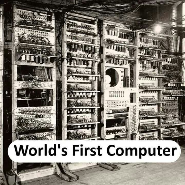 Pin by snooriyasultana on facts worlds first computer