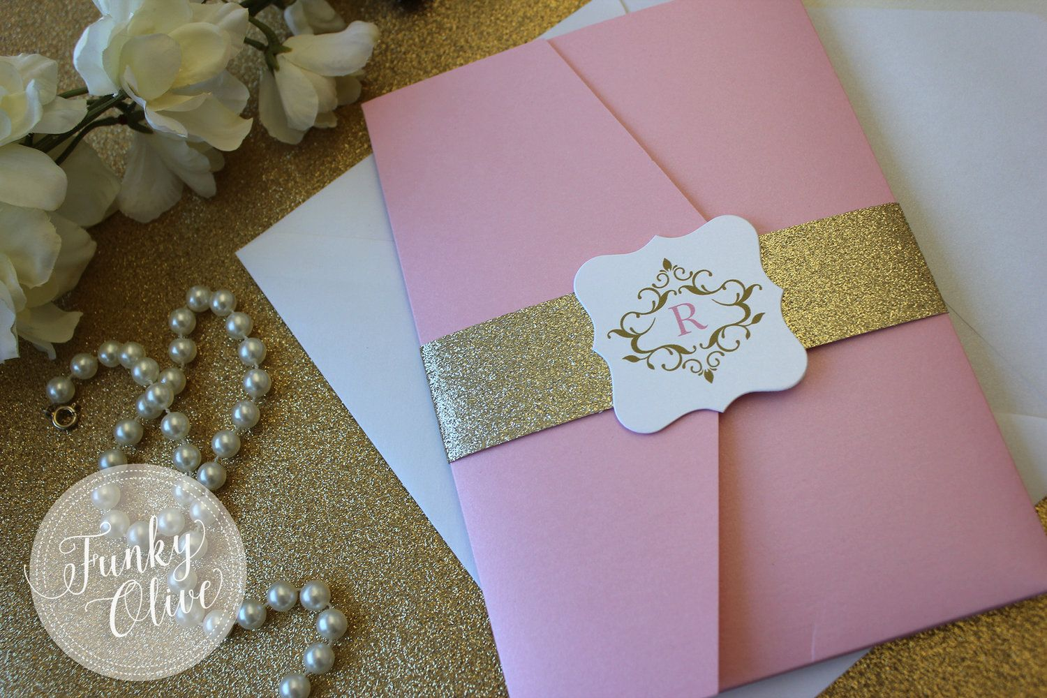 INVITATION FINISHING TOUCHES 101 BELLY BANDS Belly band