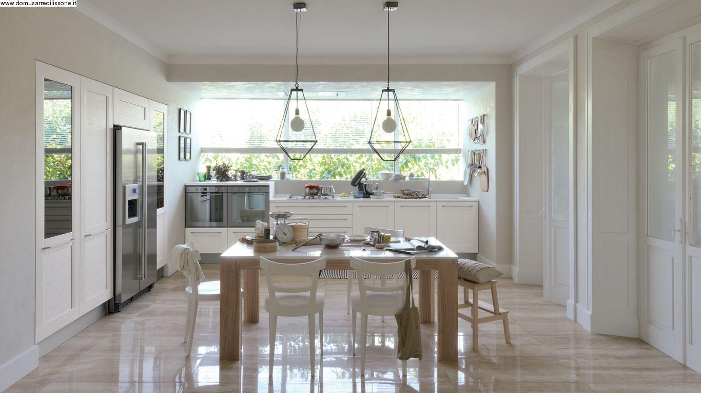 Cucina bianca modello Dialogo | Cucina | Pinterest | Cucina and ...