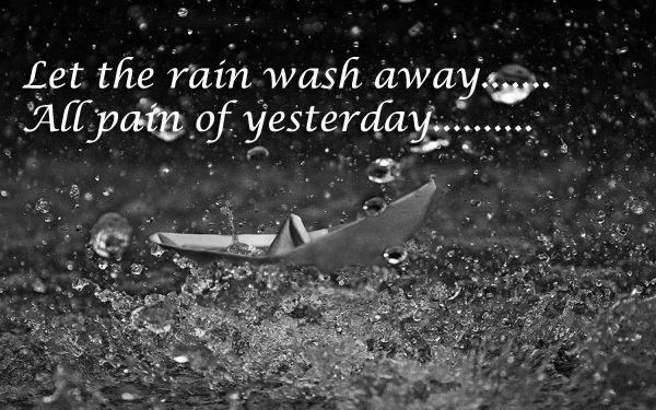 I Love Rainy Days Quotes Loves Quote