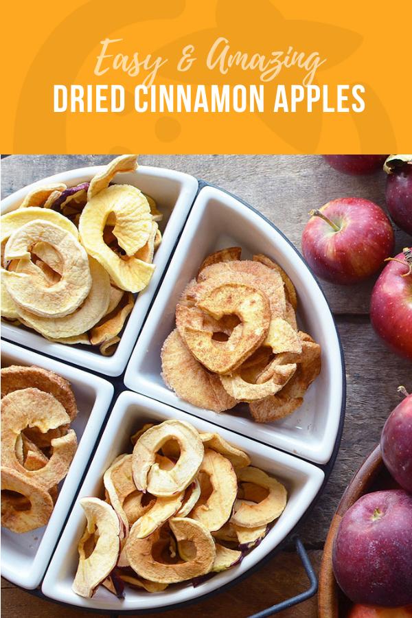 Dried Cinnamon Apples In 2020 Cinnamon Apples Healthy Snacks Recipes Dried Apples