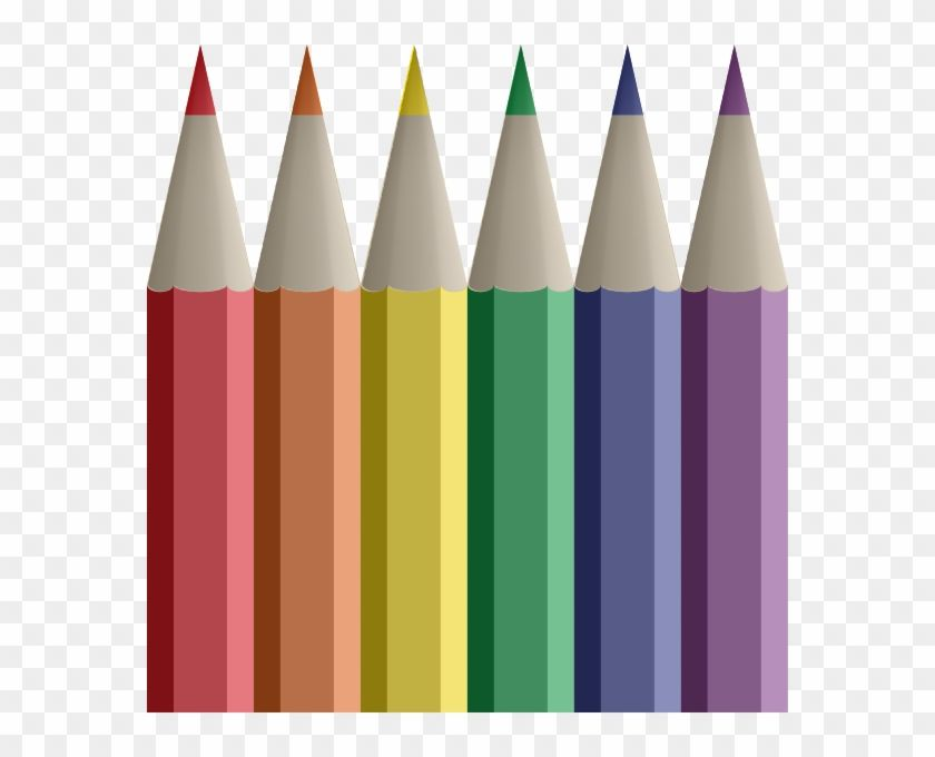 Colored Pencils Clip Art Pencil Crayons Clipart 408516 Color Pencil Picture Clip Art Hummingbird Drawing