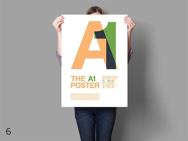 Poster Mockup On Behance Poster Mockup Vinyl Poster Medical Posters