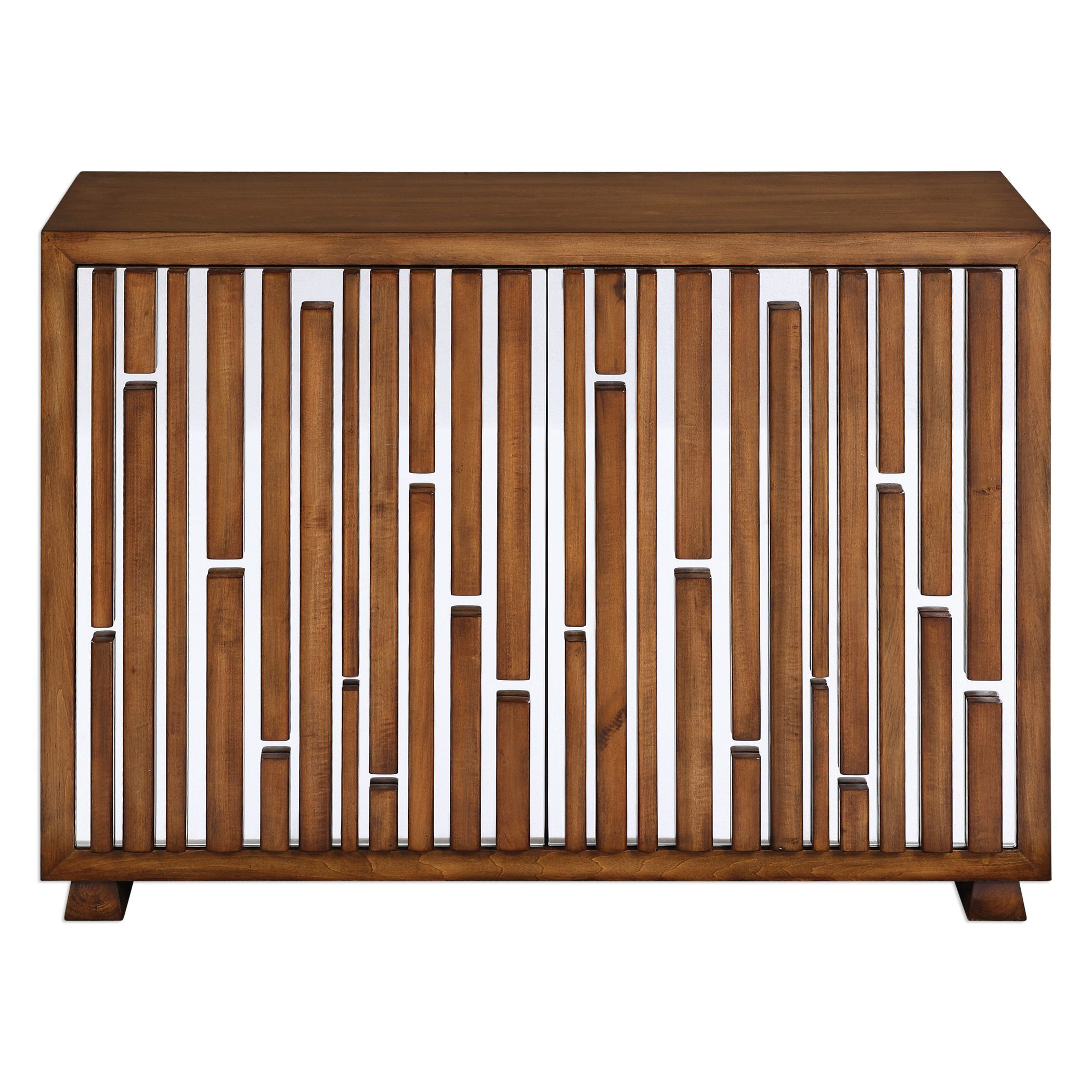 Loon PeakR Aviara Mid Century Modern Console Cabinet Dining Room
