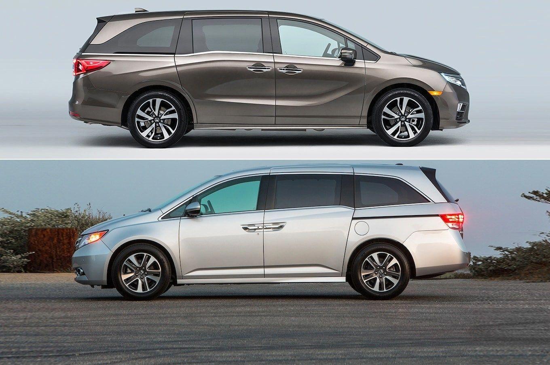 2018 Honda Odyssey Release Date Hondaodyssey